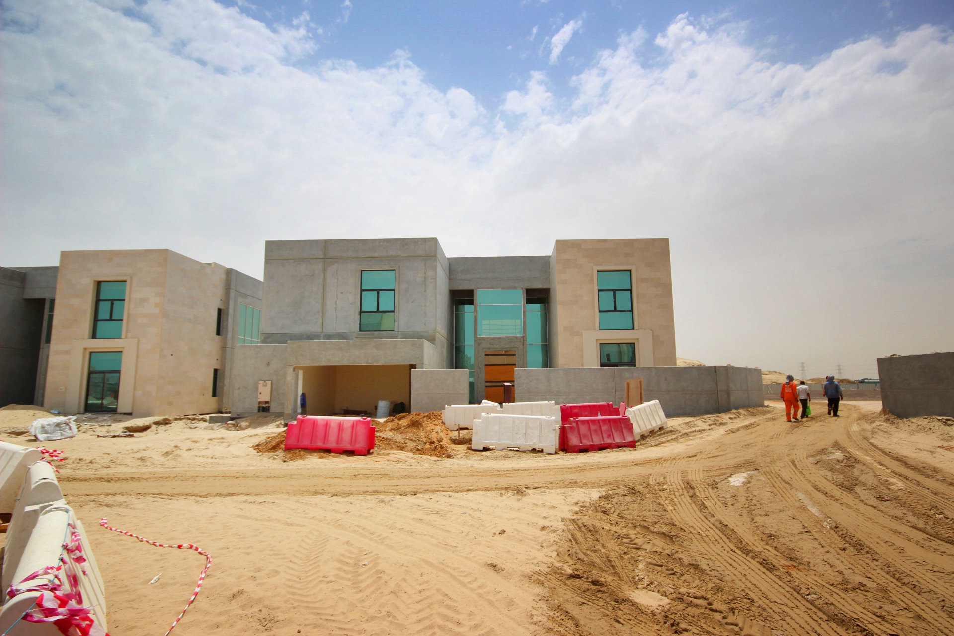 Millennium Estates Villa - Construction Update