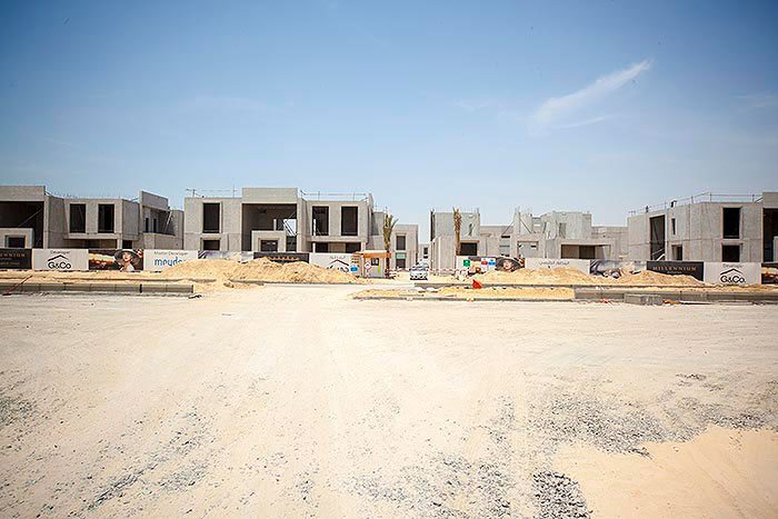 Millennium Estates - Construction Update